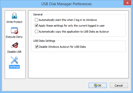 USB Disk Manager - Total control over your USB Disks